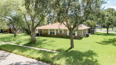 Kingsville Single Family Home For Sale: 1908 S 7th St