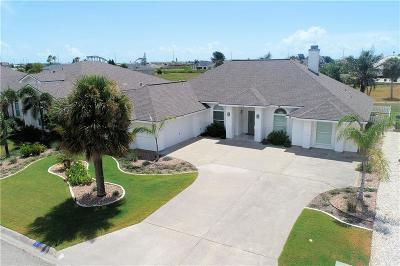 Corpus Christi Single Family Home For Sale: 14818 Dasmarinas Dr