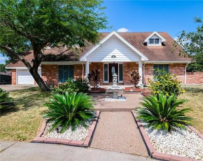 Corpus Christi Single Family Home For Sale: 4817 Augusta Circ