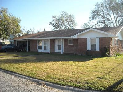 Ingleside Single Family Home For Sale: 3319 Susan Circ
