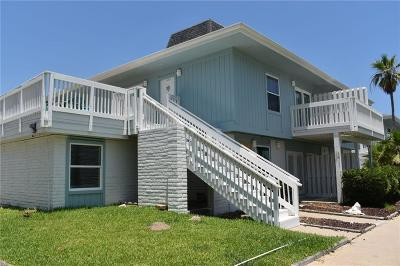 Port Aransas Condo/Townhouse For Sale: 4901 State Highway 361 #205