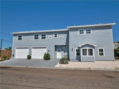 Port Aransas Single Family Home For Sale: 510 Mercer St