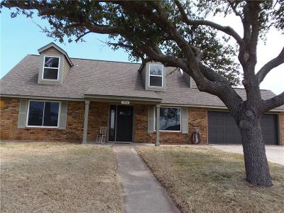 Aransas Pass Single Family Home For Sale: 1502 Kenwood Dr