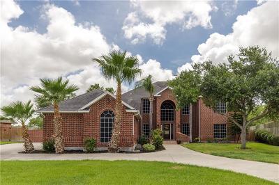 Corpus Christi Single Family Home For Sale: 6226 Bourbonais Dr