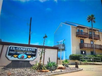 Corpus Christi Condo/Townhouse For Sale: 14802 Windward Dr #128