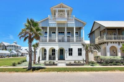 Port Aransas Single Family Home For Sale: 149 Sunrise Ave