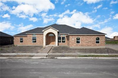 Corpus Christi Single Family Home For Sale: 2525 Pacific View