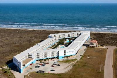 Port Aransas Condo/Townhouse For Sale: 5973 Hwy 361 - Park Road 53 #222