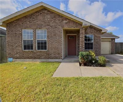 Corpus Christi TX Single Family Home For Sale: $134,900