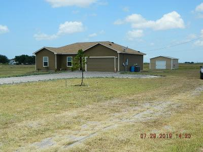 Robstown Single Family Home For Sale: 4488 Fm 1889
