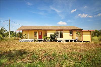 Robstown Single Family Home For Sale: 3326 County Rd 38a