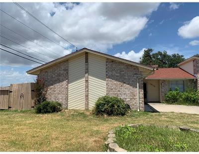 Portland Single Family Home For Sale: 1816 Atascosa Dr