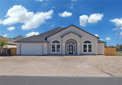 Corpus Christi Single Family Home For Sale: 15734 Gypsy St
