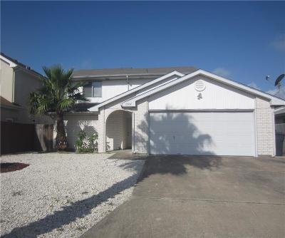 Corpus Christi Single Family Home For Sale: 15357 Yardarm