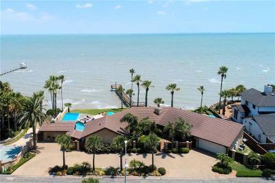 Corpus Christi Single Family Home For Sale: 5734 Ocean Dr