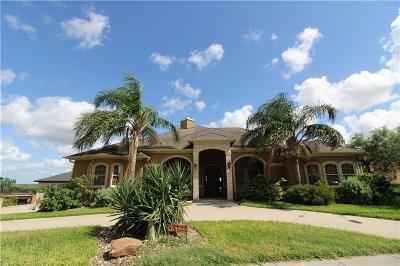 Corpus Christi Single Family Home For Sale: 14722 Santa Gertrudis Dr