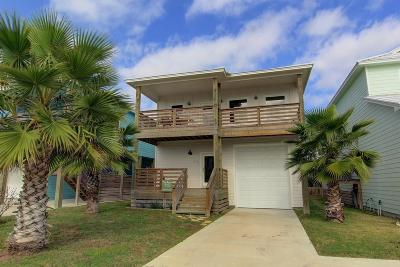 Port Aransas Single Family Home For Sale: 515 Paradise Pointe Dr
