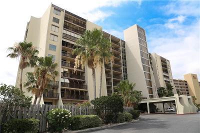 Corpus Christi Condo/Townhouse For Sale: 4242 Gulfbreeze Blvd #702