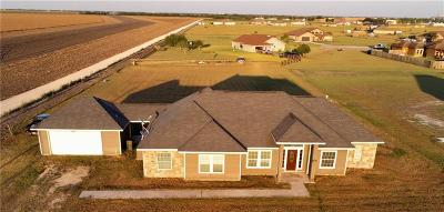 Robstown Single Family Home For Sale: 4502 Fm 666