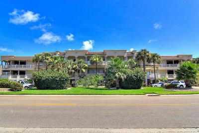 Port Aransas Condo/Townhouse For Sale: 224 W. Cotter #102