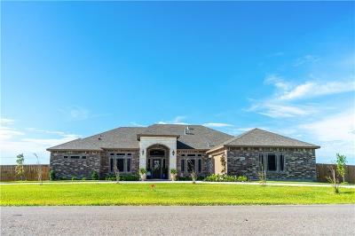 Corpus Christi Single Family Home For Sale: 1202 Hyde Park Dr