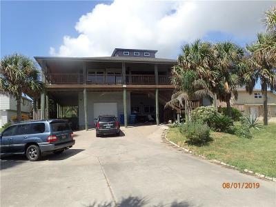 Port Aransas Single Family Home For Sale: 634 Lantana Dr