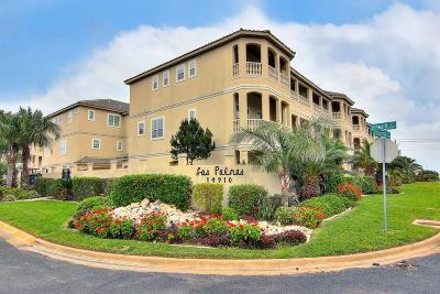 Corpus Christi Condo/Townhouse For Sale: 14910 Leeward Dr #201