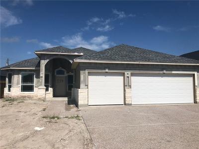 Corpus Christi Single Family Home For Sale: 534 Kamelia