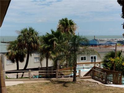 Rockport Condo/Townhouse For Sale: 919 N Fulton Beach Road #206