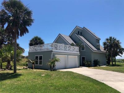 Port Aransas Single Family Home For Sale: 165 La Concha Blvd