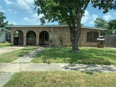 Corpus Christi Single Family Home For Sale: 3822 Lincoln St