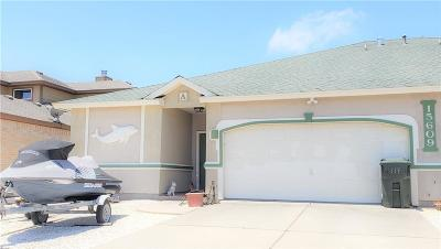 Corpus Christi TX Condo/Townhouse For Sale: $255,900