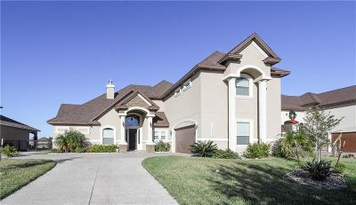 Corpus Christi Single Family Home For Sale: 14950 Lake Athens Ave
