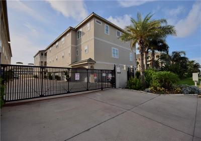 Corpus Christi Condo/Townhouse For Sale: 14910 Leeward Dr #703