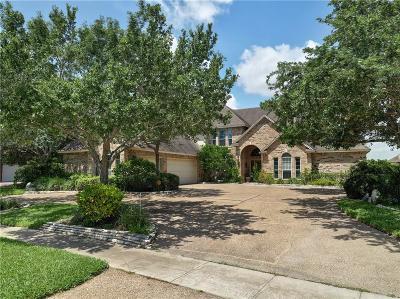 Corpus Christi Single Family Home For Sale: 8013 Villefranche Dr