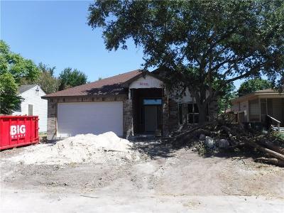 Corpus Christi Single Family Home For Sale: 1556 Daytona Dr