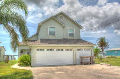 Rockport Single Family Home For Sale: 369 Copano Ridge