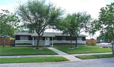 Corpus Christi TX Rental For Rent: $1,750