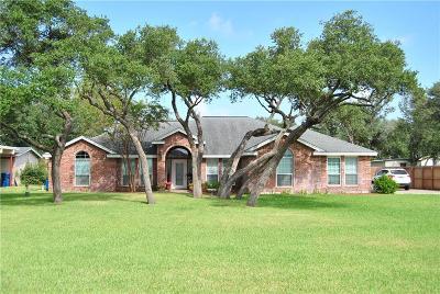 Ingleside Single Family Home For Sale: 2563 Big Oak