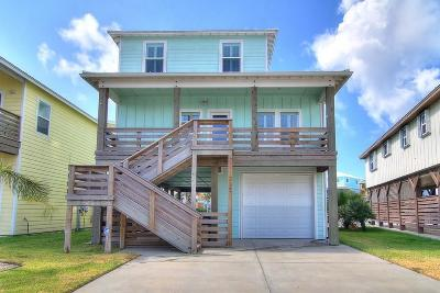 Port Aransas Single Family Home For Sale: 395 Paradise Pointe