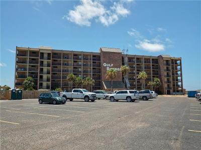 Port Aransas Condo/Townhouse For Sale: 6021 St Hwy 361 #606