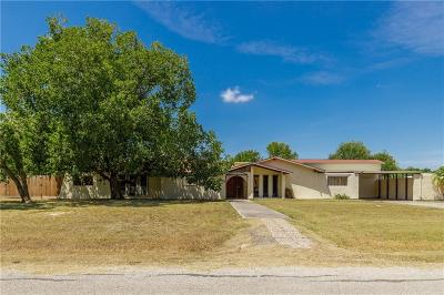 Robstown Single Family Home For Sale: 4004 Bobwhite