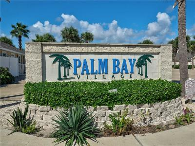 Corpus Christi Condo/Townhouse For Sale: 15209 N S Padre Island Dr #801