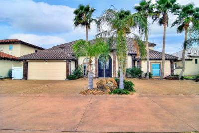 Aransas Pass Single Family Home For Sale: 709 Pelican Nest Dr