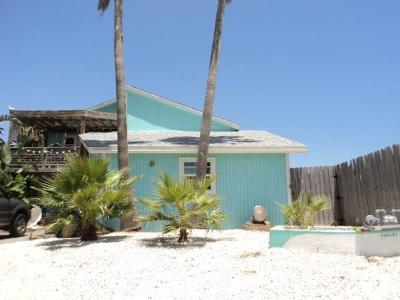 Port Aransas Single Family Home For Sale: 411 Bralley Dr