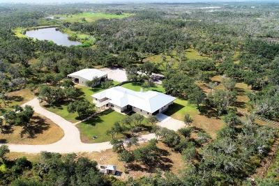 Rockport Single Family Home For Sale: 189 Lamar Dr