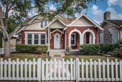 Corpus Christi Single Family Home For Sale: 145 Naples St
