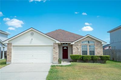 Corpus Christi Single Family Home For Sale: 11921 Yellow Oak Ave