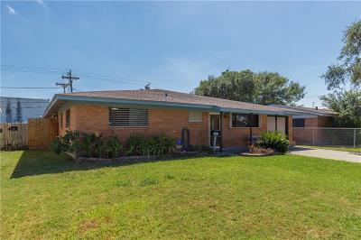 Corpus Christi Single Family Home For Sale: 6109 Winston Dr