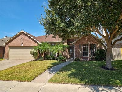 Corpus Christi Single Family Home For Sale: 7517 Freds Folly Dr